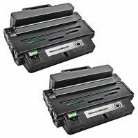 2PK Compatible B2375 BLACK Toner Cartridge for Dell 8PTH4 593-BBBJ B2375df B2375