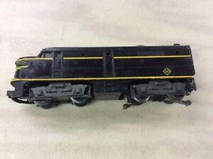 Lionel 2032 Erie Alco Dummy A Unite Engine Modeltrain O Gauge / 027