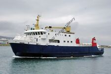 ap690 - UK Ferry - Earl Sigurd , built 1990 - photo 6x4
