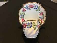 Salisbury bone chins cup & saucer set