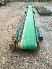 More details for haith 600mm x15 metre 3 phase conveyor, long picking table