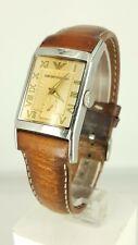 Emporio Armani AR0251 luxury dress watch brown AR-0251 analog 5 ATM