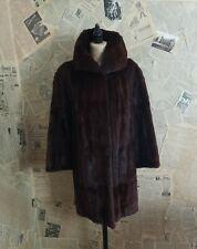 1950's Griffin and Spalding fur coat, Vintage mink fur coat