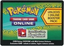 20 Dragons Exalted Codes Pokemon TCG Online Booster Pack - Emailed FAST!