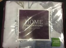 Purcell Washed Denim Botanical Full/Queen Duvet Cover 3 Piece Set Easy To Clean