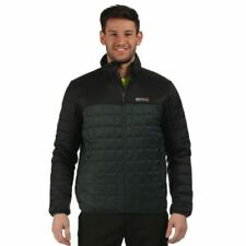 Cappotti e giacche da uomo verde con cerniera e colletto a camino