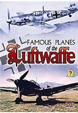 Famous Planes of the Luftwaffe (New DVD) Aviation Aircraft Messerschmitt Junkers