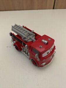 Disney Pixar Cars Red Fire Truck Diecast 1:55 Bundle Combine Post