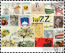 Slovenia : 25 Different Stamps Collection