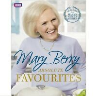 Mary Berry's Absolute Favourites Hardcover 26 Feb 2015 FREE DELIVERY!!