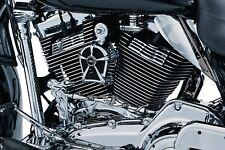 2103-0218 Harley  Zündkerzenabdeckung Spark Plug Covers 99-17 Twin Cam Motoren