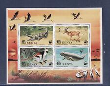 Kenya    bloc  faune en danger  WWF