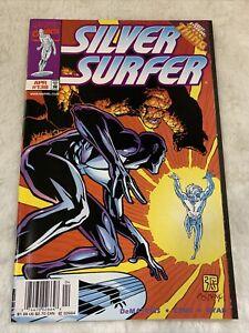 Silver Surfer Comic #138