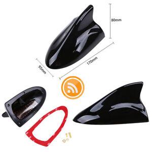 Black Car Shark Fin Antenna Roof Radio AM/FM For Hyundai Sonata Universal