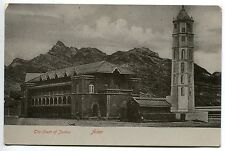CARTE POSTALE ASIE SRI LANKA CEYLAN  THE COURT OF JUSTICE  ADEN
