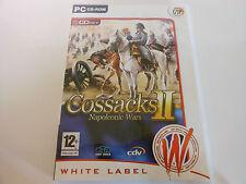 I COSACCHI 2-Guerre Napoleoniche-PC CD-ROM - 2005 - 2 Disc Set