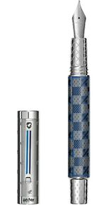 Montegrappa Harry Potter Fountain Pen Ravenclaw M