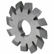 TTC 6 D/P x Cutter # 2 14-1/2° PA HSS Involute Gear Cutter