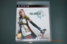 Final Fantasy XIII PS3 Playstation 3 13 ** FREE UK LIVRAISON **