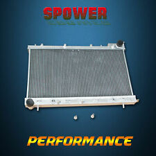 Aluminum Radiator For Subaru Forester SG Gen2 EJ25 2.5L Turbo 4 Cyl Petrol 3ROW