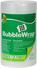 Duck Brand Bubble Wrap Original Protective Packaging, 12 Inches Wide x 30-Fee...
