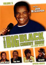 Big Black Comedy, Vol. 5 (DVD, 2014)