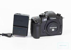 Panasonic Lumix DC - GH5 Kamera Camera - 4K Video - Gehäuse Body