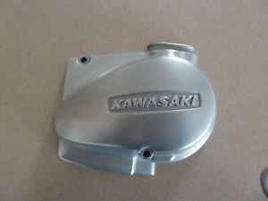 KAWASAKI KD100 KE100 KM100 ENGINE COVER CARBURETOR COVER EXCELLENT