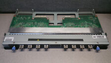NetApp 4gb I/O 8-Port Optical Module NA 111-00380+A0 w/ 8x 4GBPS SFP Transceiver