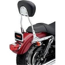 Schienalino SissyBar Standard Round Harley Davidson FLSTF 00-06, FXST 00-05