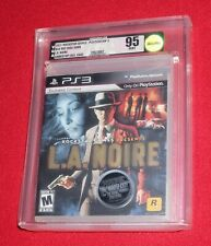 L.A. Noire, New Sealed! PlayStation 3 PS3 VGA 95