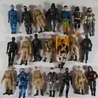 Lot Of 21 GI Joe Figures All Different For Sale