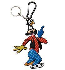 GOOFY Keychain Romero Britto Disney Schlüsselanhänger Enesco 4024590 PopArt