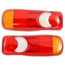 Rechange 2 X Lentilles pour Camion Bus Citroen Feux Lf Fiat Iveco Opel Peugeot