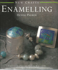 New Crafts Collection: Enamelling by Lorenz Staff (1998, Hardcover)