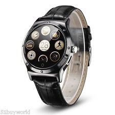 Smart Watch Lady Crystal Heart Rate Monitor Compass for Android iOS Samsung HTC