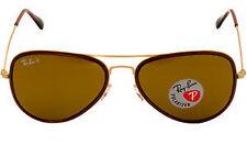 Ray-Ban Men's Metal Frame Sunglasses