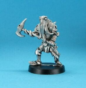 RAL PARTHA 28mm Fantasy CHAOS KNIGHT wi OCTOPOID MUTATION D&D Pathfinder GZ 307
