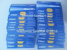 Telcel SIM Card Mexico USA Canada 4G LTE 1.3 GB Unlimited SMS Calls Travel