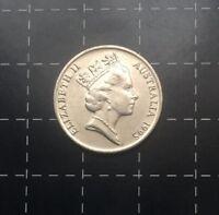 1995 AUSTRALIAN 5 CENT COIN