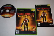 Mace Griffin Bounty Hunter Microsoft Xbox Video Game Complete