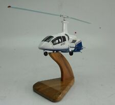 Irkut A-002 Russia Autogyro Helicopter Desktop Wood Model Free Shipping Regular