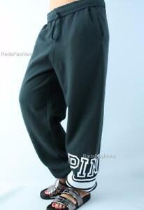 Victoria's Secret PINK Campus Slouchy Fleece Oversize Sweat Pants