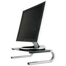 Allsop Redmond Monitor Stand 14 5/8 x 11 x 4 1/4 Black/Gray/Silver 29248