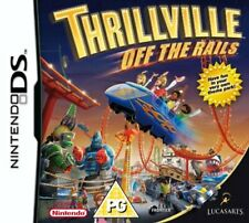 DS Thrillville Off The Rails - NintendoDS