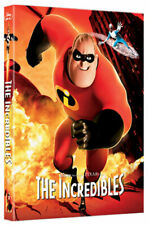 The Incredibles - Blu-ray Steelbook Full Slip Edition A / kimchiDVD / used