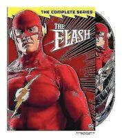 The Flash - la Completa (Original) Serie DVD Nuevo DVD (1000619382)