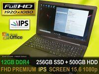 DELL LATITUDE 3590 ■  iNTEL 7130u ■ FHD IPS 15.6 MATT ■ 12gb ddr4 ■ 256 SSD +2nd