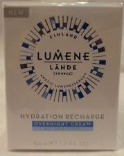 Lumene Finland 24H Moisurizer Intense Deep Hydration All Skin Types Antioxidant