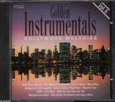 Golden Instrumentals 5: Hollywood Melodies (18 tracks) Orch. Arno Flor, T.. [CD]